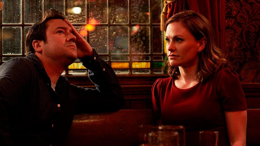 Сериал «Пиарщица» (Flack). Великобритания. Комедия, драма. 2019 год. 60 мин. На Shot TV.