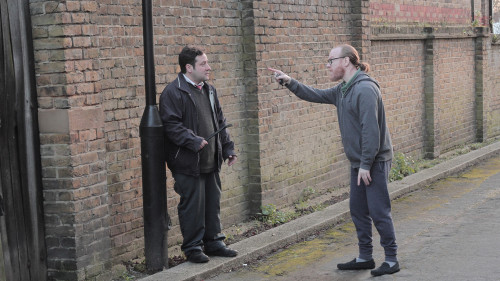 Пустозвон (Clanker Man). Великобритания. 2017 год. Смотреть в хорошем качестве на Shot TV.
