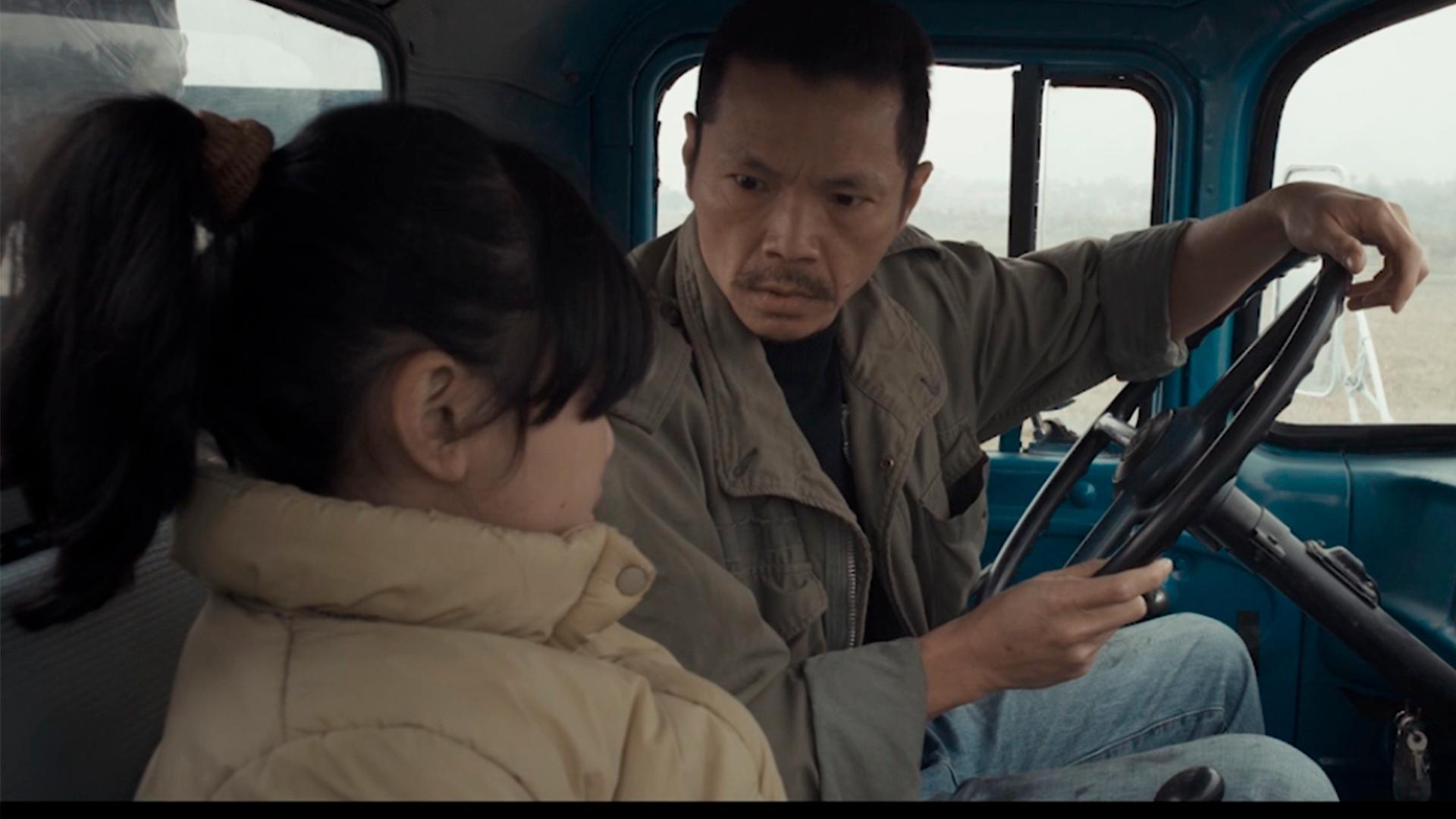 Отцовский грузовик короткометражка на Shot TV